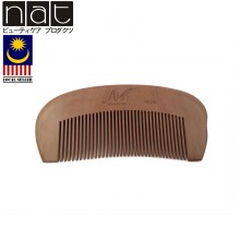 NAT 9628 Natural High Quality Anti Static Wooden Comb