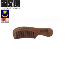 NAT 9808 Natural High Quality Anti Static Wooden Comb