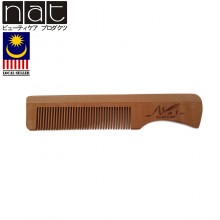NAT 603 Natural High Quality Anti Static Wooden Comb