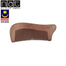 NAT 9629 Natural High Quality Anti Static Wooden Comb
