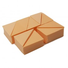 JOSEI PP037 Wedge Make Up Sponge