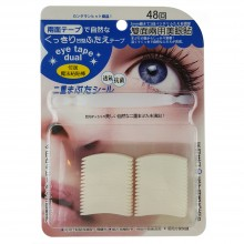 FP448 Slim Curved Double Eyelid Sticker (48 PCS)