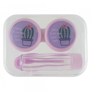 OTR26 Cactus Contact Lense Applicator & Case