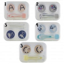 OTR28 Alphabet Contact Lense Applicator & Case