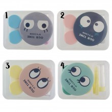OTR29 Emoji Contact Lense Applicator & Case