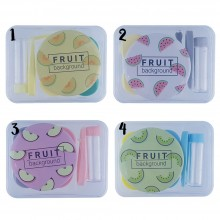 OTR33 Fruity Contact Lense Applicator & Case