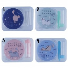OTR36 Cat Contact Lense Applicator & Case