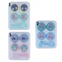 OTR39 Emoji Contact Lense Applicator & Case