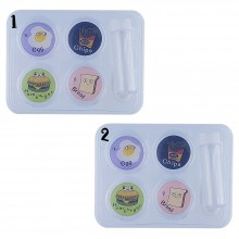 OTR41 Breakfast Contact Lense Applicator & Case