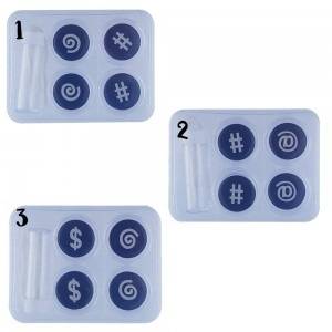 OTR44 Symbol Contact Lense Applicator & Case