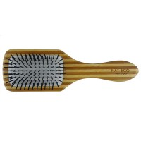 NAT BW 14 Natural Wooden Massage Paddle Comb