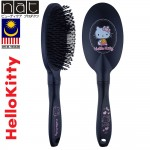 NAT HKBP01 Authentic Original Hello Kitty High Quality Comb Paddle Brush