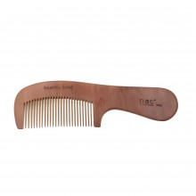 NAT 9908 NATURAL HIGH QUALITY ANTI STATIC WOODEN COMB